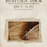 Heritage Tour Deposit