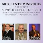 2014 Summer Conference