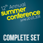 2011 Summer Conference