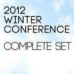2012 Winter Conference