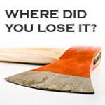 Where Did You Lose It?